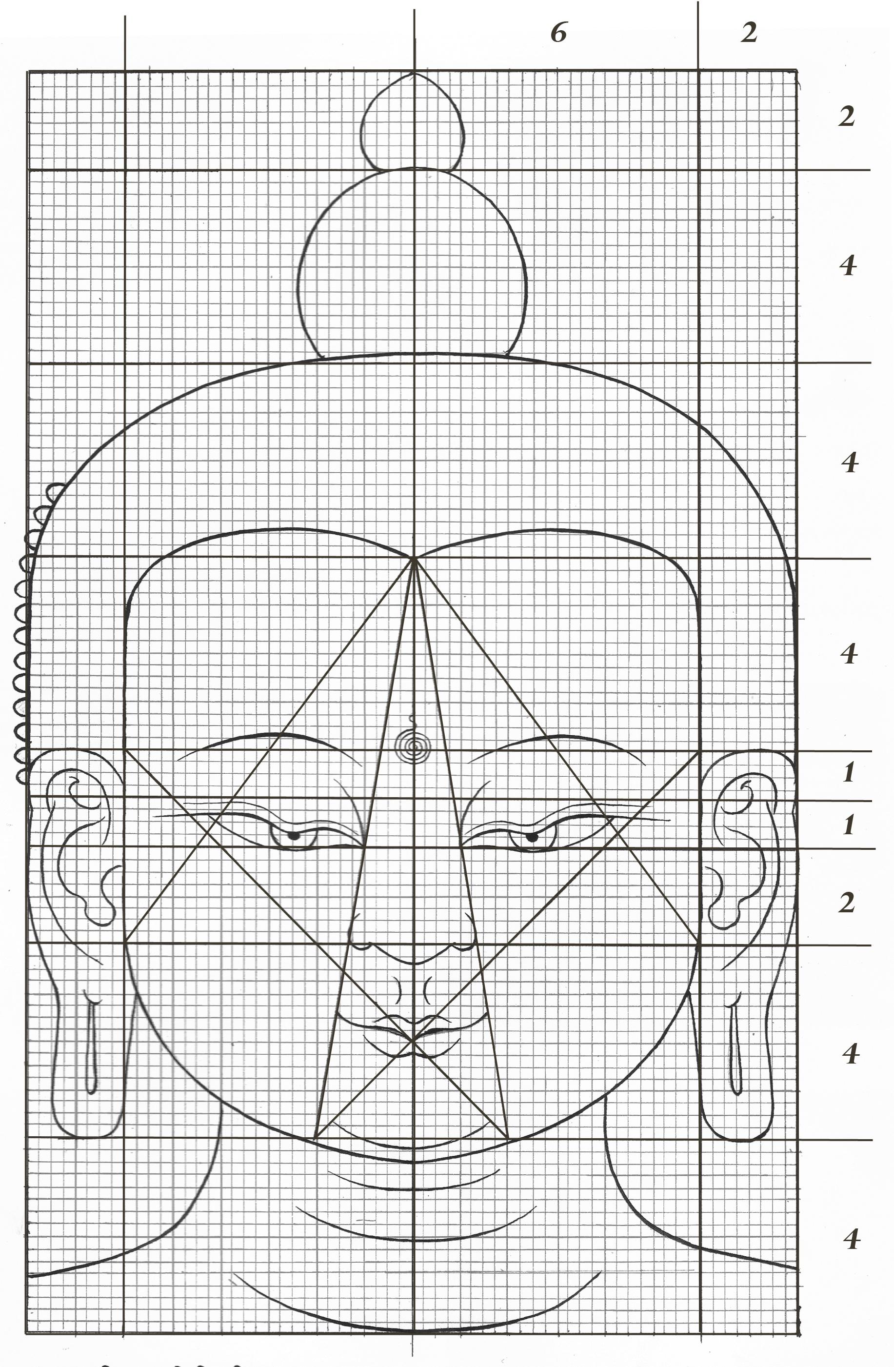 Draw A Buddha