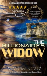 The Billionaire's Widow book launch