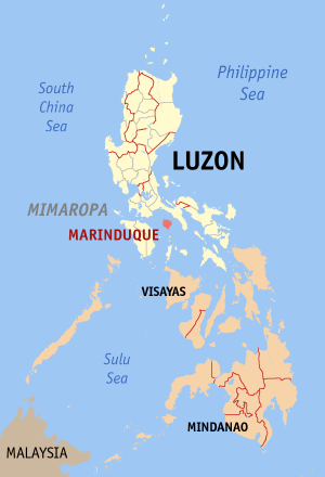 Ph locator map marinduque