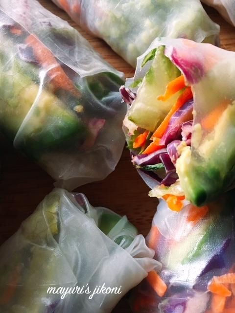 Vietnamese Spring Rolls 3