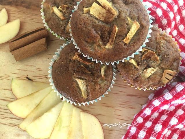 apple cinnamon muffins 3