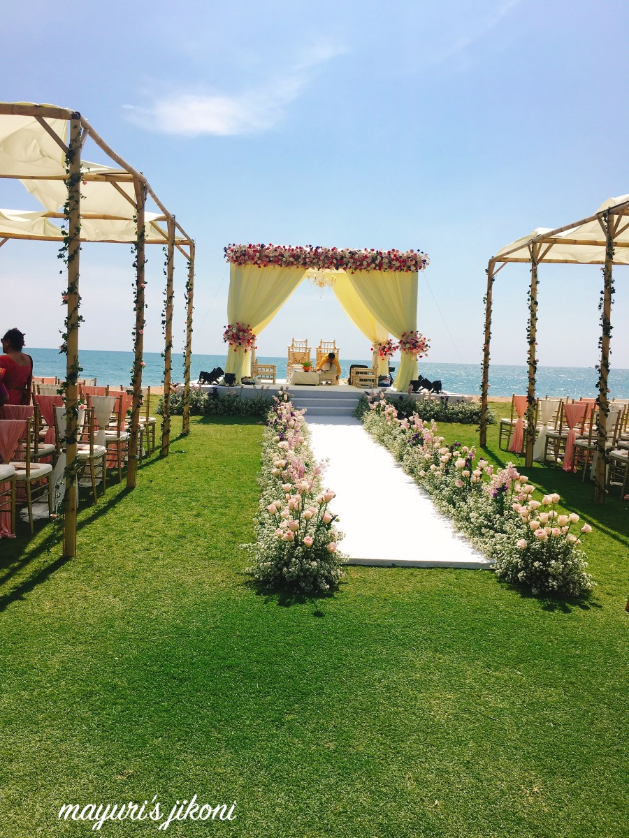 Memorable Journey - An Indian Wedding in Thailand