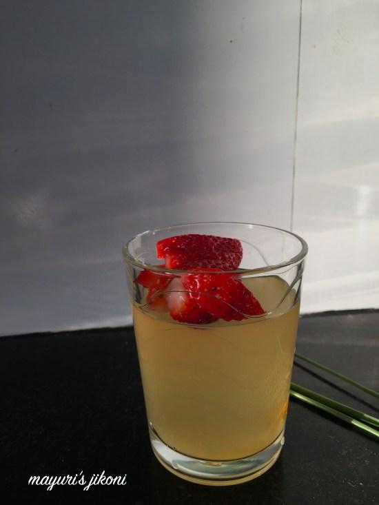 lemongrass and ginger jelly 7