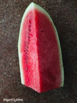 watermelon rind salad 1
