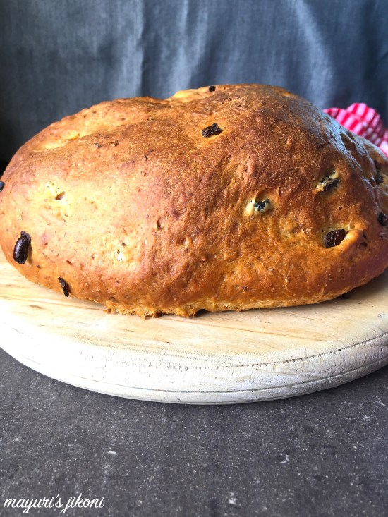 onion olive bread 2