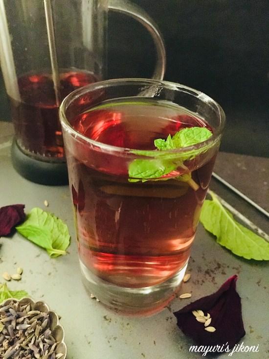 lavender &fennel herbal tea 3