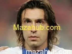 Andrea Pirlo Top 10 Footballers of world