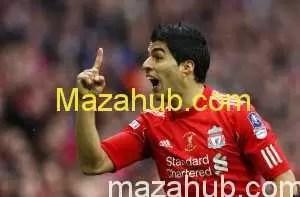 Luis Suarez Top 10 footballers of world