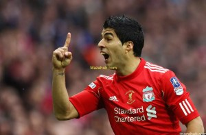 Luis Suarez Top 10 footballers of world