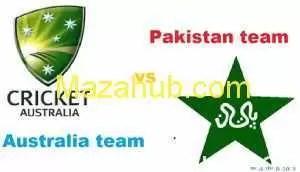 Pakistan vs Australia 2nd test