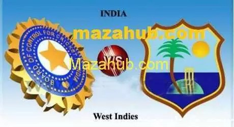 West Indies tour of India Schedule and fixtures