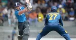 England vs Sri Lanka 5th ODI
