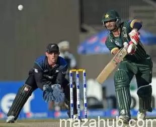 Pakistan vs New Zealand 4th ODI