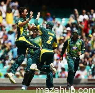 Australia vs England 1st Match Tri Series