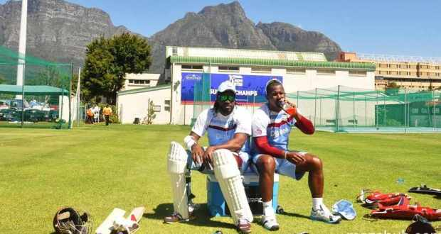 South Africa vs West Indies 1st T20