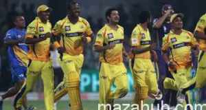 CSK vs MI 12th match IPL 2015