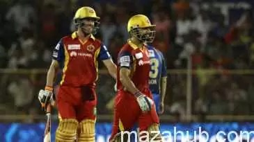 DD vs RCB Highlights 26th April 2015