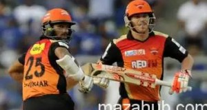 KXIP vs SRH Predictions 27th April 2015