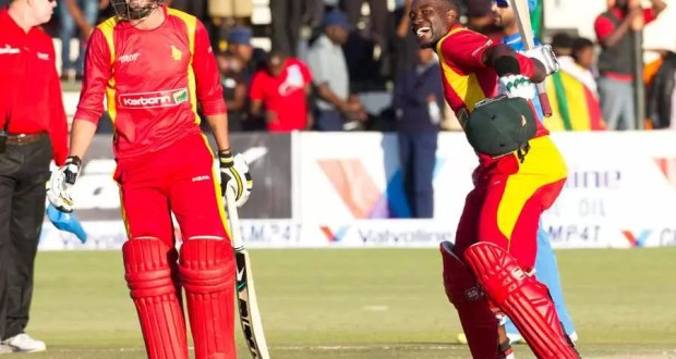 Zimbabwe vs India 1st ODI 10th July 2015