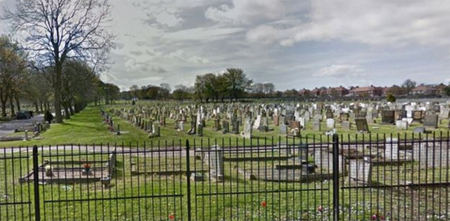 The family are now buried in an unmarked grave in Bishopwearmouth Cemetery