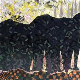 I Saw a Cypress #6 @2014 Chanan Mazal