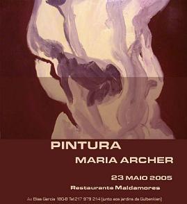 Exposição Maria Archer