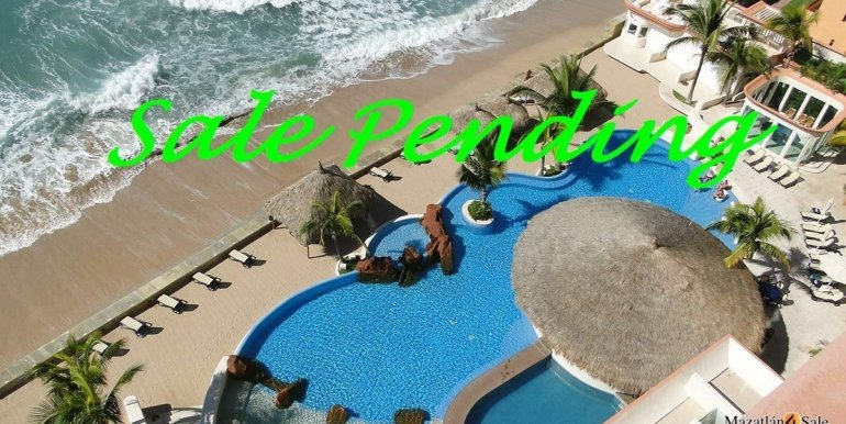 Mazatlan 2 bedrooms in Paraiso I Condo Sale Pending