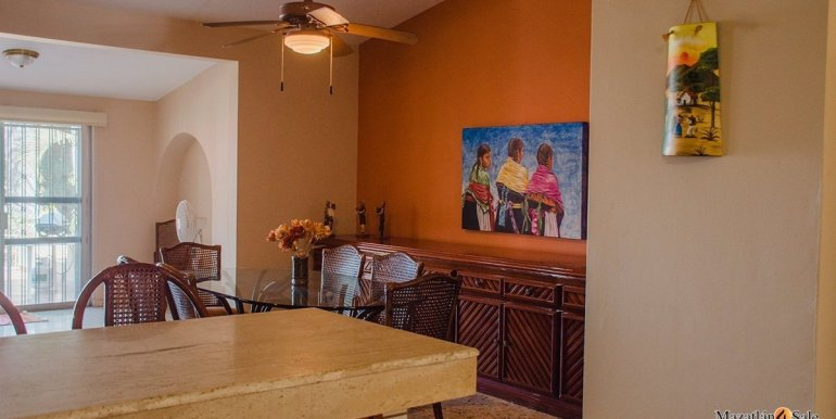 Mazatlan- 5 bedrooms in El Cid Golf Course Home-For Sale-34
