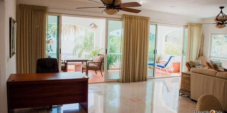 Mazatlan Beachfront Home For Sale
