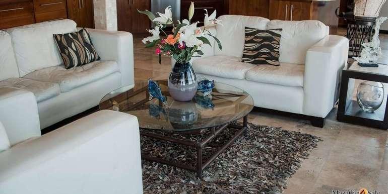 Mazatlan 4 bedrooms in Oceanfront Home For Sale (5)