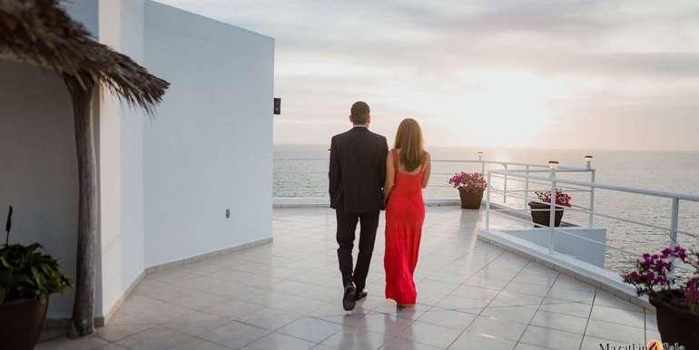 Mazatlan 4 bedrooms in Oceanfront Home For Sale (66)