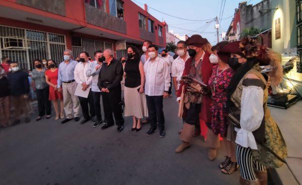 Inauguration of Mazatlán Pirate Mansion September 2021 (2)