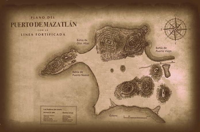 mazatlan-brief history