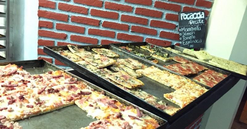 Pizza al taglio da venci