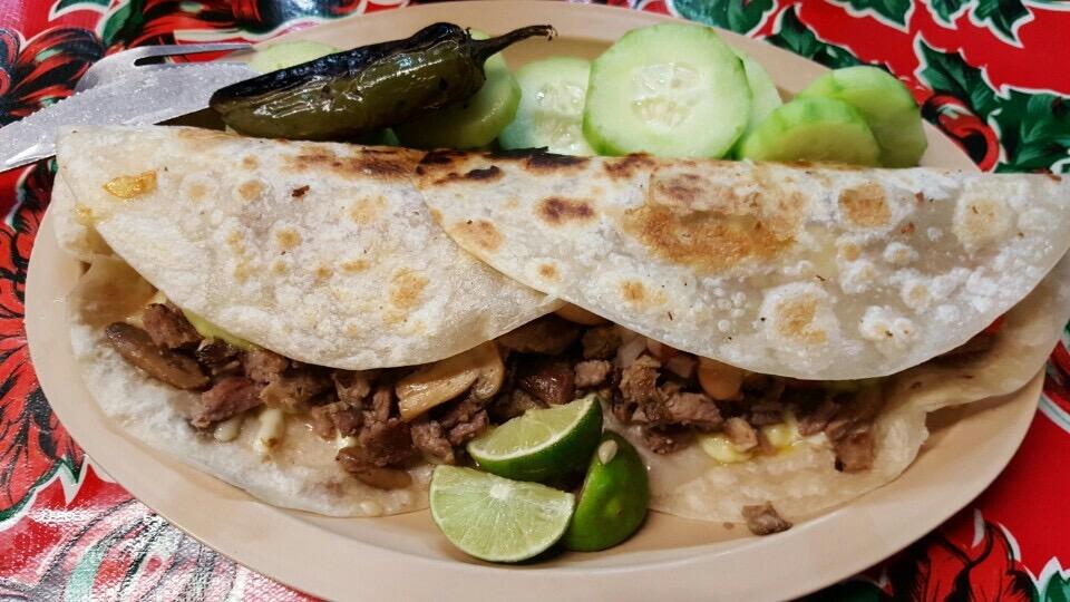 Taquerías en Mazatlán - Tacos Tormenta del Desierto