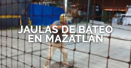 Jaulas de Bateo en Mazatlán