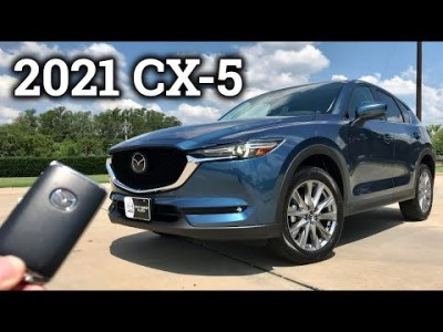 2021 Mazda CX-5 Review | Better Every Year!