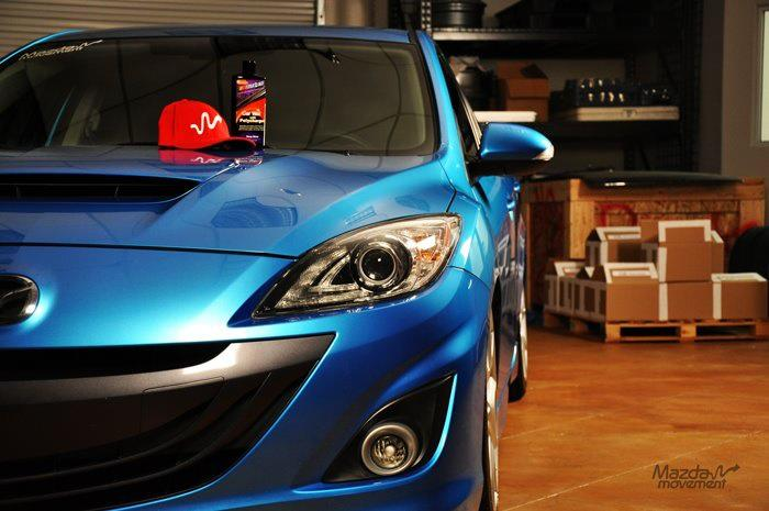 Turbo Wax Products Announces Partnership with MazdaMovement