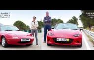 Old vs New // Mazda MX-5 Showdown