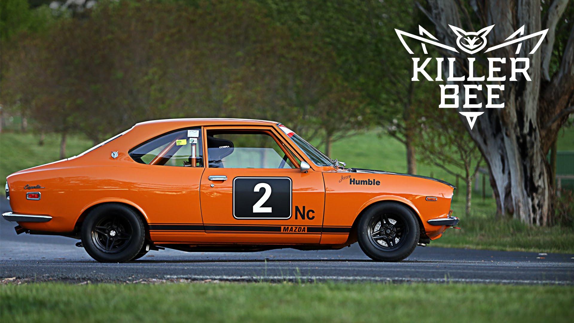Killer Bee Mazda RX-2