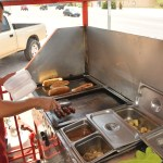 Sonoran hot dog test #2