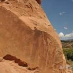 Dinosaur NM petroglyphs