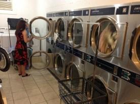 Jackson Center laundry