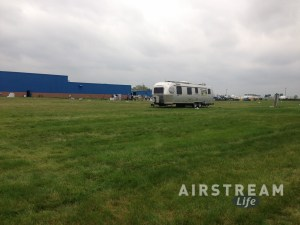 Alone at Airstream