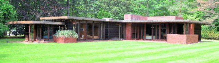FLW Weltzheimer-Johnson house Oberlin