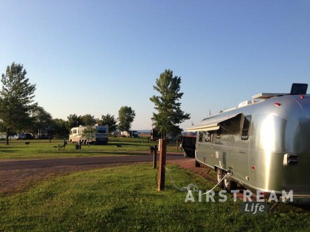 Ashland WI Kreher RV park-1