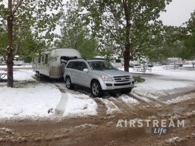 Fort Collins Airstream slush