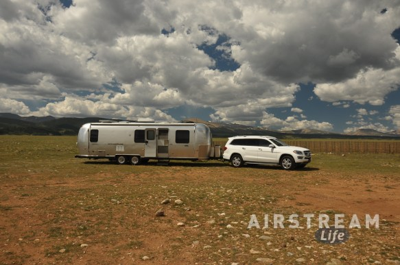 CO Rt 285 Airstream lunch stop