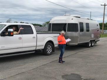 APZ10 parking trailer
