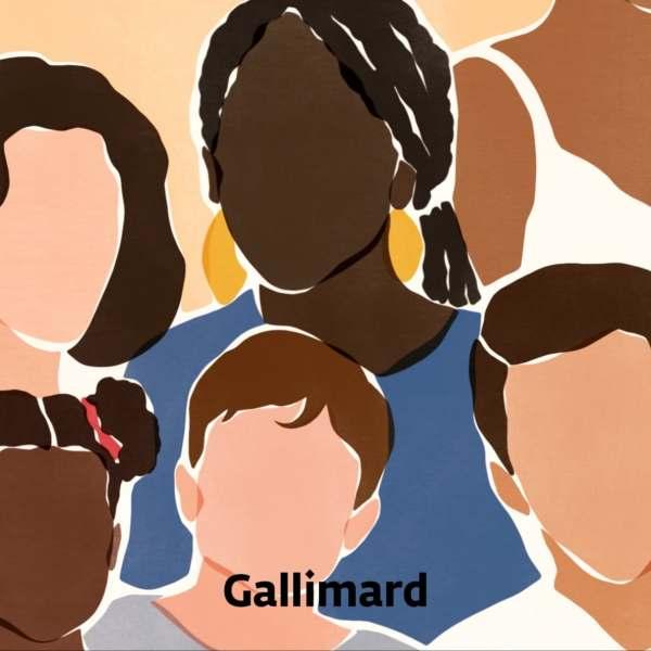 Gallimard © Sacrée Frangine